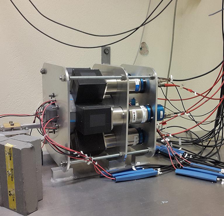Iridium Triple Coincidence Spectrometer