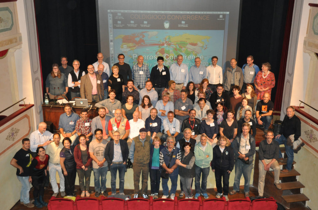 The participants at recent GSA Penrose Conference in Apiro, September 2017